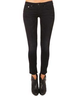 Kate Skinny Black Jean