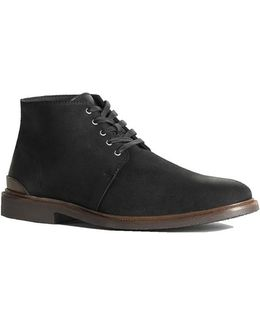 Archer Leather Desert Boots