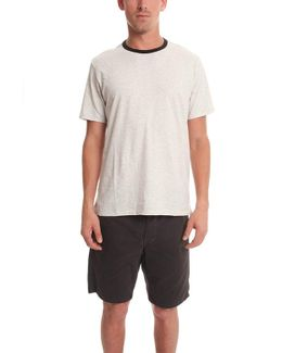 Contrast Ringer Tee
