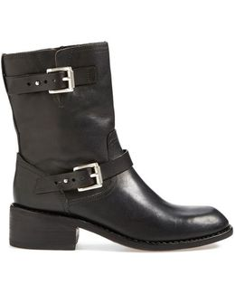 Andover Leather Ankle Boots