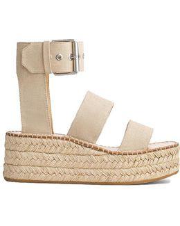 Tara Platform Sandal