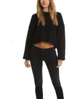 Ilvie Crop Sweater