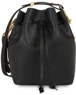 Nelson Mini Leather Shoulder Bag
