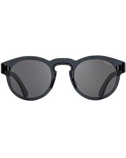 Super Duo-lens Paloma Silver/black