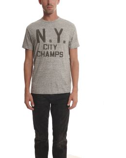 Nyc City Champs Graphic Tee