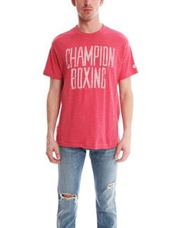 Champion Boxing Graphic Tee
