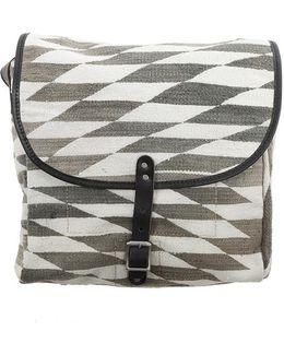 Dhurrie Messenger Bag