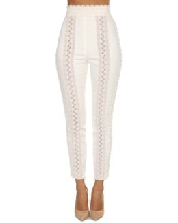 Bowerbird Lace Stovepipe Pant
