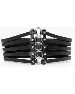 Lucy Satin Double Buckle Waist Belt