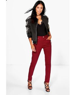 Jenni 5-pocket High Rise Skinny Jeans