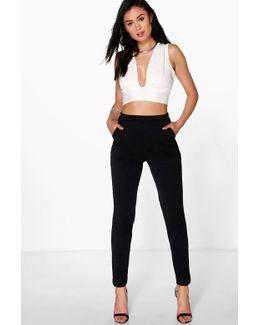 Carmilla Scuba Super Stretch Skinny Trousers