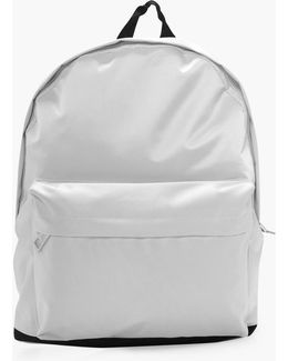 Monochrome Nylon Backpack
