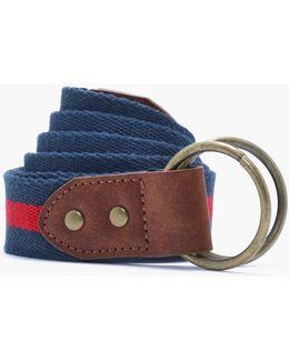 O-ring Woven Belt
