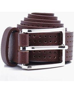 Perforated Pu Belt
