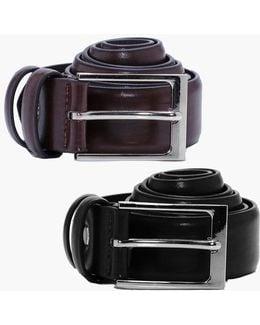 Twin Pack Pu Belts
