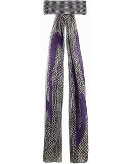 Long Tie Headband