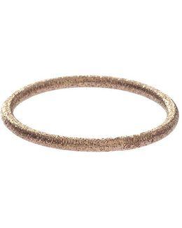 18 Carat Gold Sparkling Ring