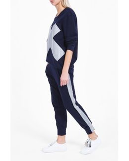 Striped Jogging Trousers