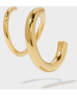Dogma Twirl Earring (left)