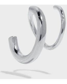 Dogma Twirl Earring (right)
