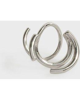 Bell Twirl Earring Right