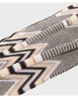 Greco Stripe Headband
