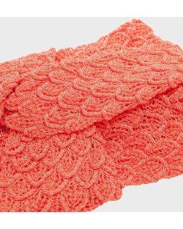 Pizzo Lace Knot Headband
