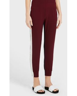 Side Stripe Jogging Trousers