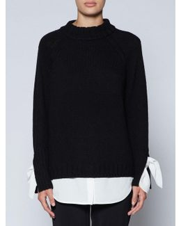 The Remi Layered Pullover