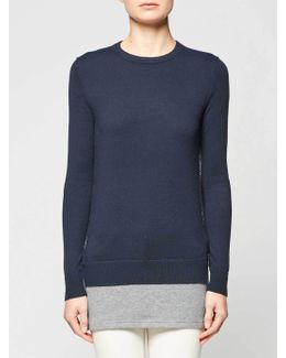 The Nile Layered Pullover