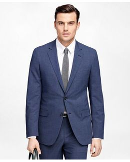 Fitzgerald Fit Brookscool® Check Suit
