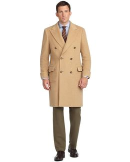 Golden Fleece® Double-breasted Polo Coat