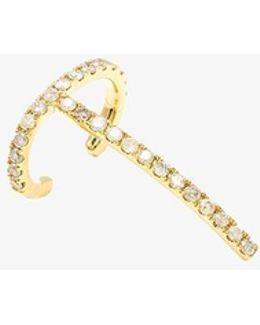 'theo' Diamond Earring