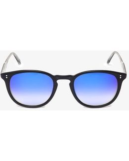 Kinney Mirrored Sunglasses