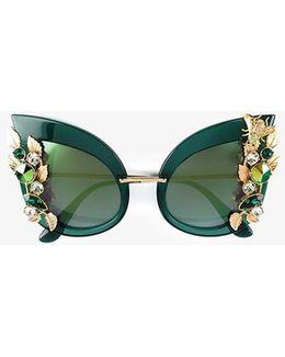 Embellished Sunglasses