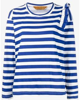 Striped Longsleeved T-shirt