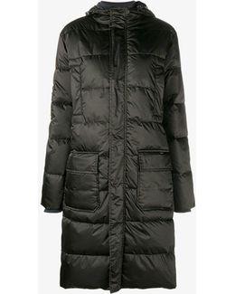 'greenwood' Down Coat