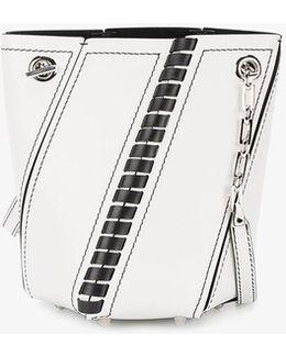 Hex Bucket Bag