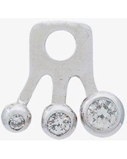 Triple Stud Earring