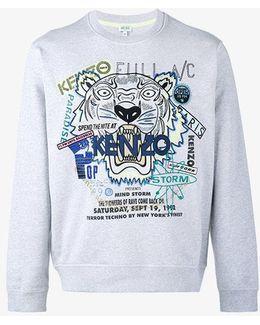 Tiger X Flyer Sweatshirt