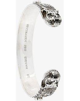 Tiger Head Bracelet