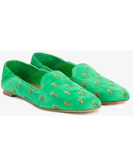 Ananas Summer Slippers