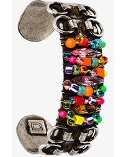 Beaded Feliz Bracelet