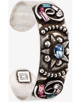 Crystal Embellished Bangle