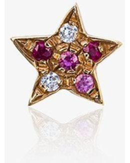 Superstellar Star Stud Earring