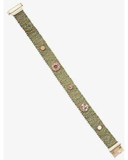 Melange Woven Bracelet