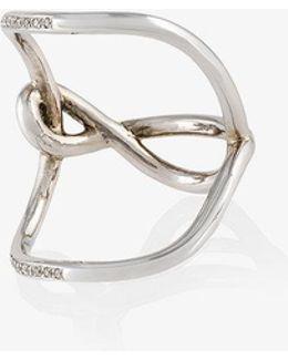 Loop Diamond Ring