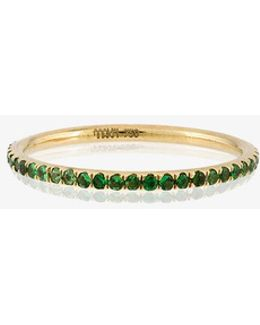 Thread Diamond Band Ring