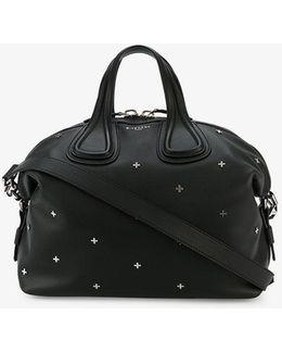 Medium Antigone Studded Tote Bag