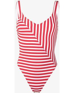 Harley Striped Swimsuit